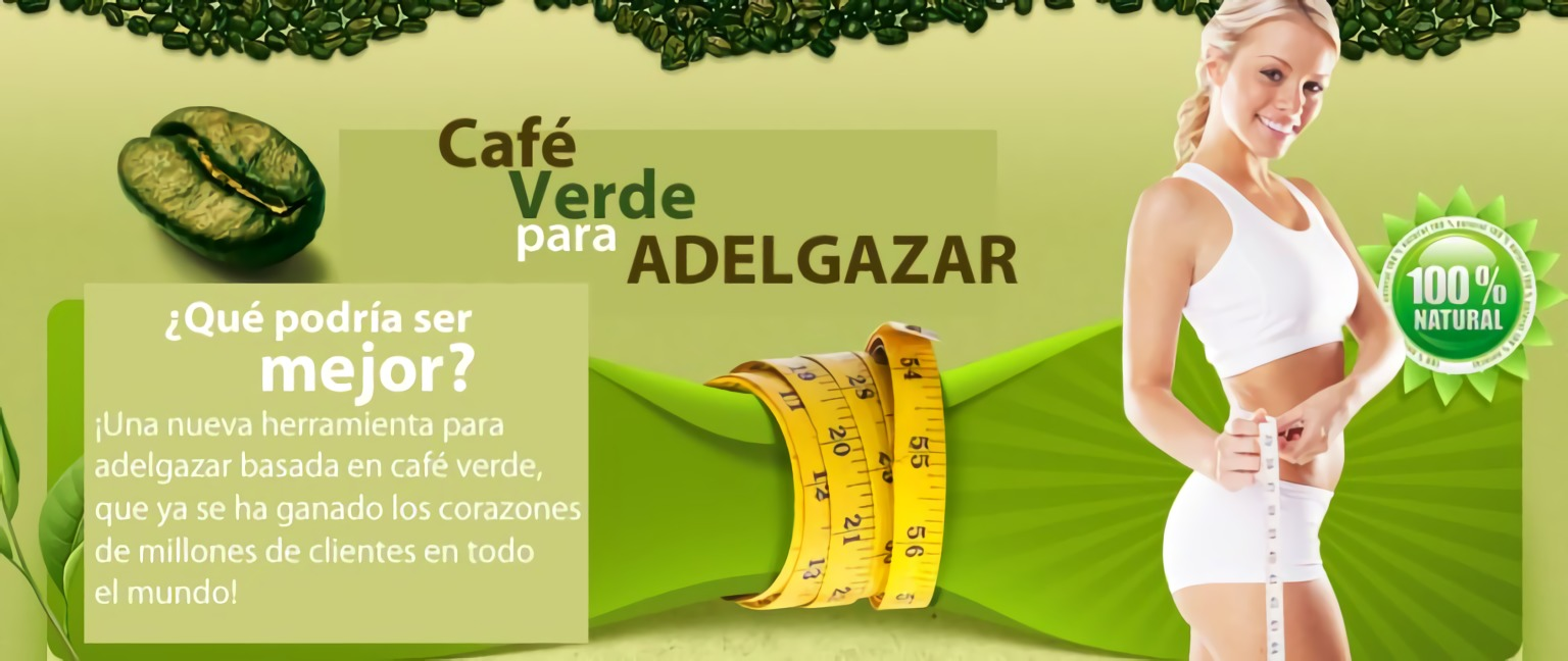 cafe para bajar de peso