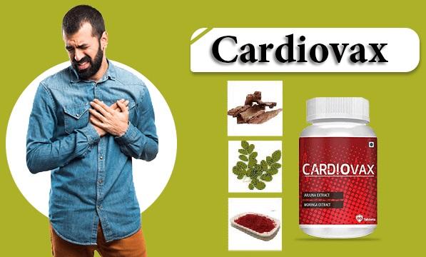 cardiovax que contiene